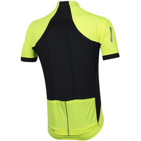 PEARL iZUMi Pro Pursuit Wind Shortsleeve Jersey Herr screaming yellow/black